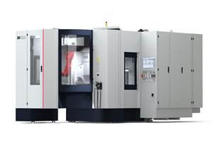 HMC功能集成机器人,托盘系统