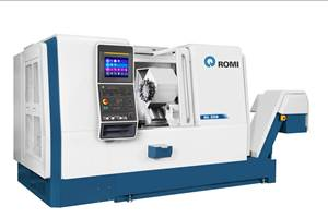 Romi GL250 Turning Center Features Thermal Stability