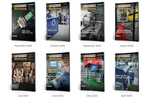Production Machining 2020: Choose Your Favorite Cover