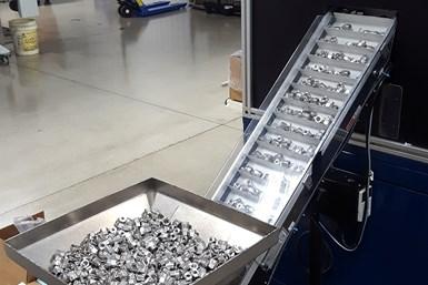 Mini-Mover Conveyor