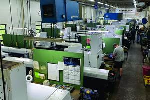 Low Frequency Vibration Increases Job Shop's Productivity