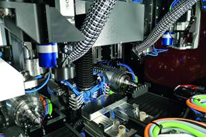 "Laser Technology ""Turns"" into a Turning Tool"
