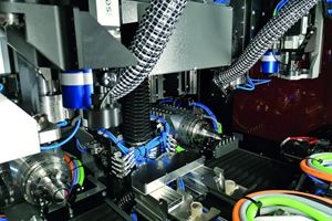 laser cutting a workpiece