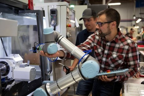 Universal Robots' integrator
