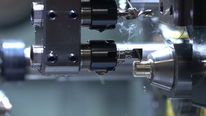 Davenport Machine Hybrid model