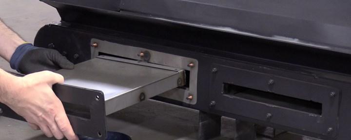 LNS chip conveyor
