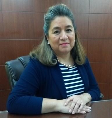 Margarita Velázquez Labrada, gerente general.
