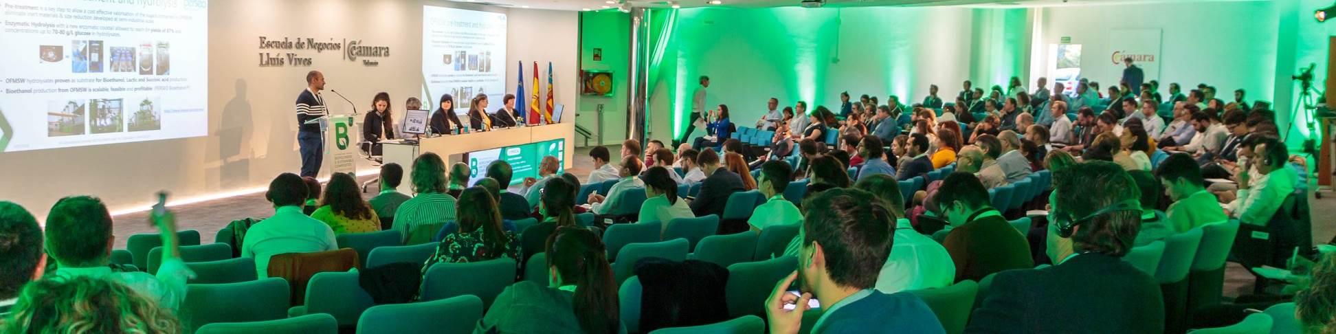 Seminario Internacional de Biopolímeros y Composites Sostenibles.