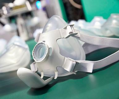 Arburg fabrica cubrebocas de silicona líquida y polipropileno para combatir el Coronavirus. Foto: Arburg.