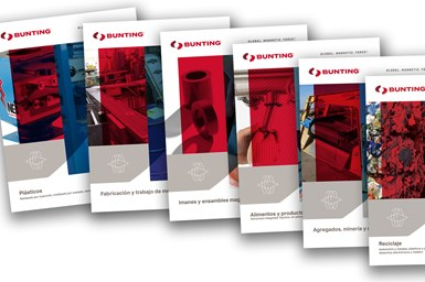Catálogos de Buting Magnetics en español.