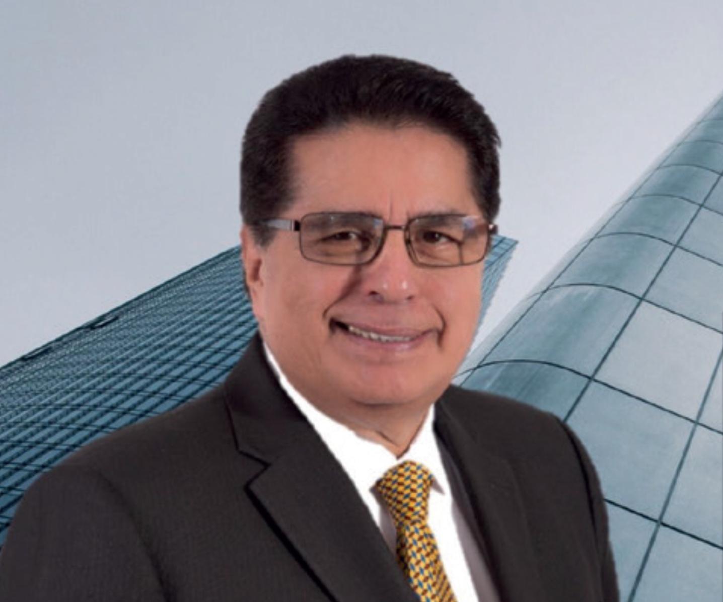 Ing. Rafael Blanco, presidente delCentro Empresarial del Plástico (CEP).