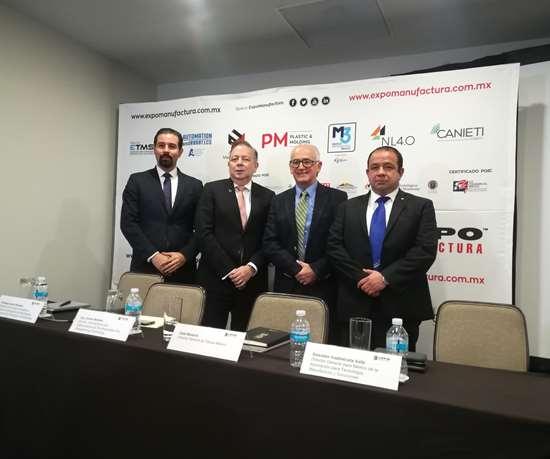 Presentación de Expo Manufactura 2020.