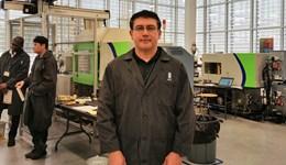 Daniel López, gerente general para América Latina de la firma RJG Technologies.