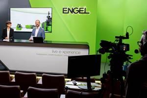 ENGEL live e-xperience.