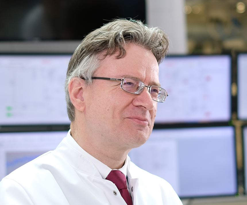 Robert Franke, de Evonik Performance Materials GmbH.