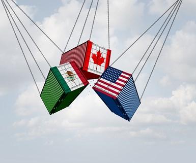 El 1 de julio entró en vigor el Tratado entre México, Estados Unidos y Canadá (T-MEC).