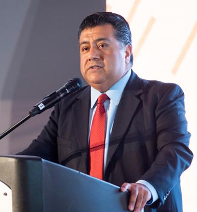 Hiram Cruz director general de la Asociación Mexicana de Envase y Embalaje (AMEE).