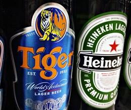 Heineken y Tiger