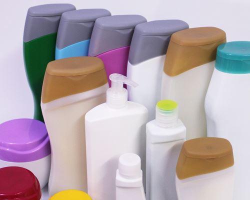 Los nuevos envases con resina de polietileno y PCR tienen muy buena acogida para productos de cuidado personal y cosméticos.