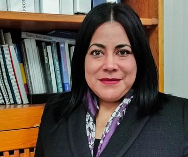 Herminia Cerda, líder en temas de transferencia de tecnología en el CIQA.