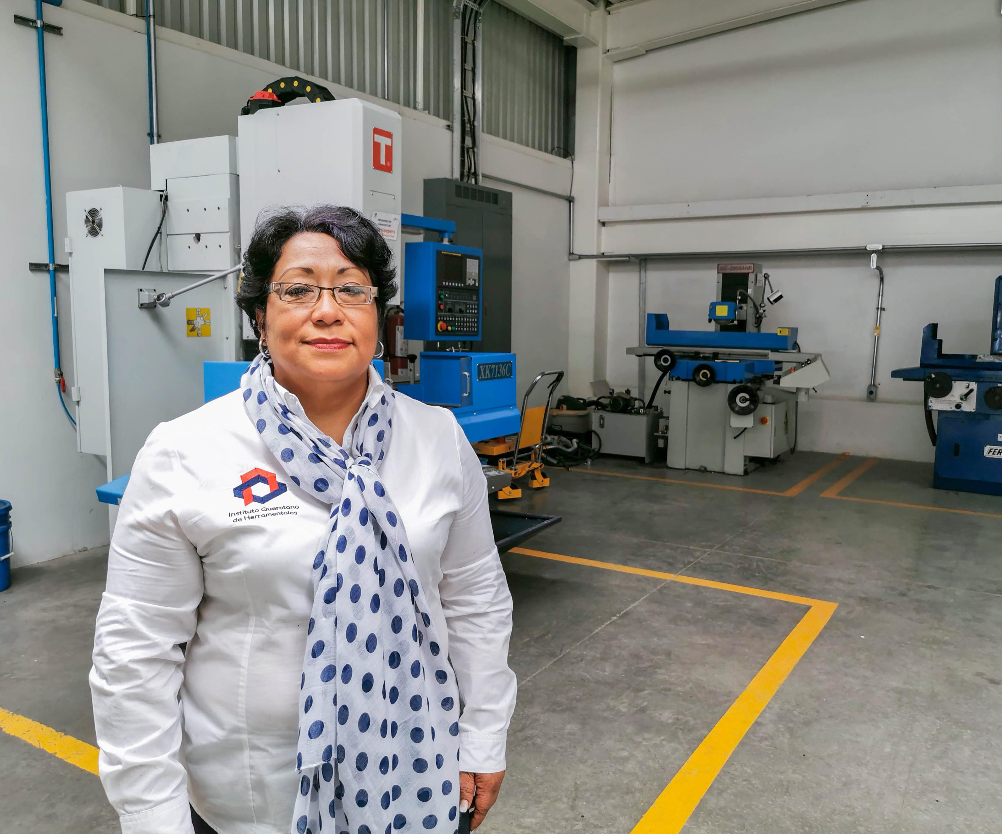 Carolina Sedano, directora de proyectos del IQH.