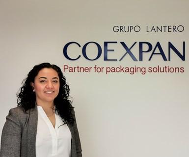 Adriana Rueda, R&D mánager de Coexpan para la región América.