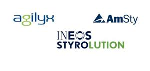 La asociaciónentreINEOS Styrolution y AmStyallana el camino para el reciclaje de circuito cerradocon el fin demantener el poliestireno fuera de los vertederos.