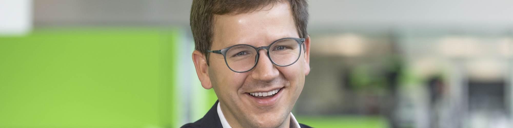 Johannes Kilian, nuevo director de Tecnologías de Procesos de ENGEL Austria