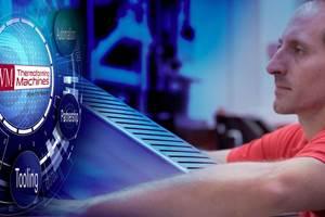 WM Thermoforming se asoció con la empresa italiana PiùSviluppo, con el objetivo principal de ofrecer un soporte especializado enfocado a laintegración de los datos.