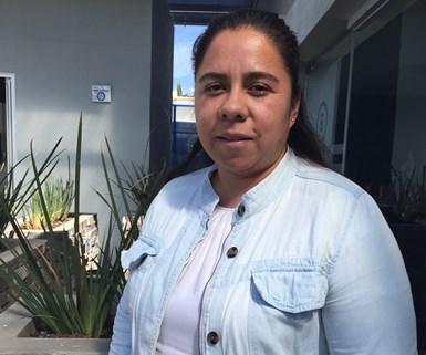 Sandra Osorio, Packaging Manager de la división ISBM para aplicaciones no alimentarias en ALPLA Group.