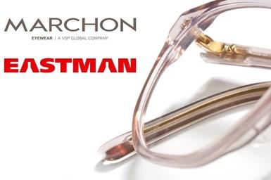 A partir de 2021, Marchon comenzará a producir lentes de sol de acetato y armazones oftálmicos utilizando los materiales de Eastman Renew.