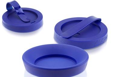La silicona es flexible, antibacteriana, resistente a la temperatura, de larga duración y no contiene plastificantes.