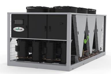 Los nuevos ECO chillers, de Conair, son lo suficientemente resistentes como para funcionar de manera eficiente en casi cualquier condición ambiental.