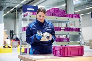 En el Campus del Manufactura Aditiva de BMW operan alrededor de 50 sistemas de procesamiento de metales y polímeros.