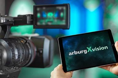 arburgXvision se emitirá por primera vez el 28 de enero de 2021.
