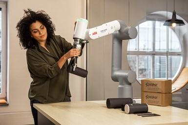 Robot colaborativoGoFa, de ABB.