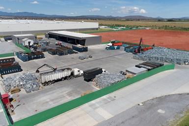 Audi México consiguió reciclar más de 30,000 toneladas de sus residuos al cierre del reporte 2020.