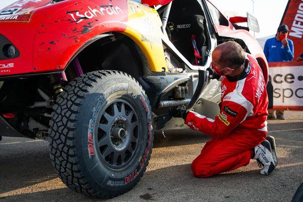 Equipo de carreras Prodrive imprime autopartes aditivamente durante el Rally Dakar 2021 image