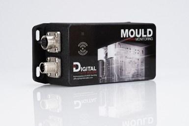 La caja de control para supervisión de moldes se monta directamente en el molde y es el corazón del sistema de control.