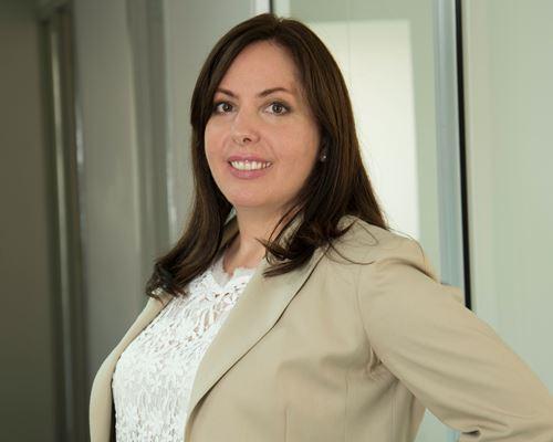 Andrea Cabrera, consultora externa de Dart de México desde la agencia Diálogo Corporativo