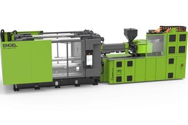 El nuevo dúo de velocidad, diseñado para aplicaciones de envasado y logística, se basa en más de 25 años de experiencia con grandes máquinas de doble plato.