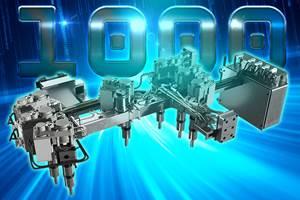 HRSFlow reportó aumento en la demanda de su sistema de canal caliente con control servo