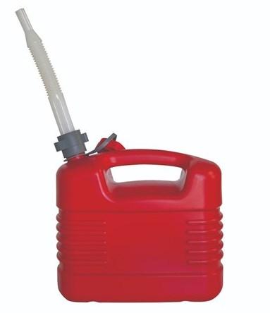 El ESC de los tanques de gas pequeños es una interacción de las propiedades del material, el diseño y el procesamiento, así como la presencia de una influencia química, es decir, la gasolina.