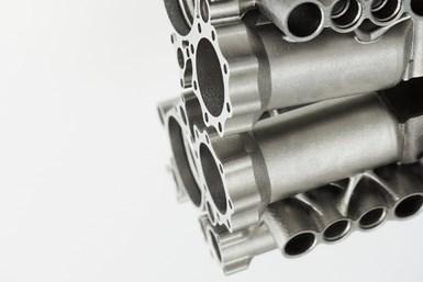 Metal Aluminio – DMLS.