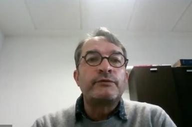 Lic. Miguel Ángel Aguirre, director del Clúster de Plásticos de Querétaro y del IQH.