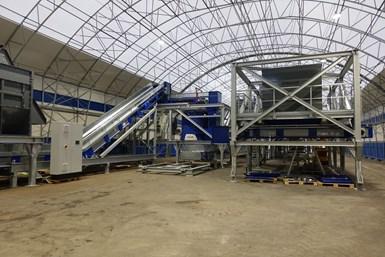 Stadlerabrió unCentro de Pruebas e Innovación en su planta de producción de Krsko, Eslovenia.