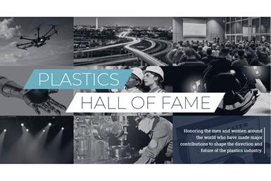 El Salón de la Fama del Plástico fue fundado en 1972.