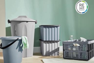 Todos los productos elaborados por PreZero cuentan al menos con un 95 % del plástico reciclado.