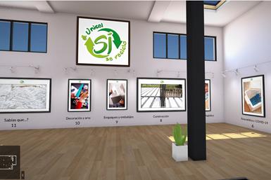 """Exposición virtual """"El Unicel en Nuestras Vidas""""."""