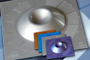 Colorantes metalizados, de Tosaf.